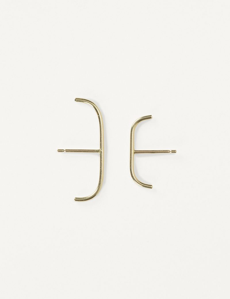 Kathleen Whitaker Medium and Long Stitch Studs