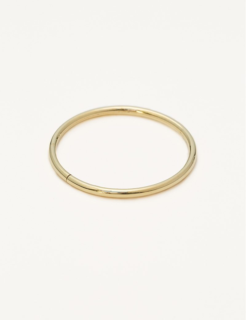 Kathleen Whitaker Tube Bangle
