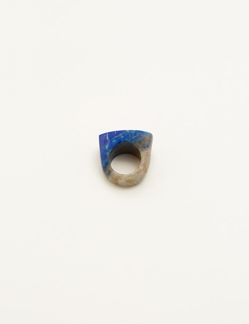 Kathleen Whitaker Lapis Ring