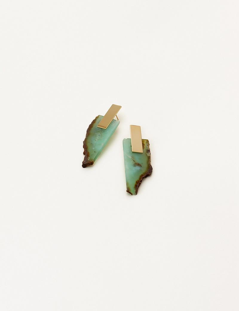 Kathleen Whitaker Stone Collection Earrings